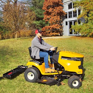 Finest Grass Mowers Made In The U.S.A: All American Testimonials