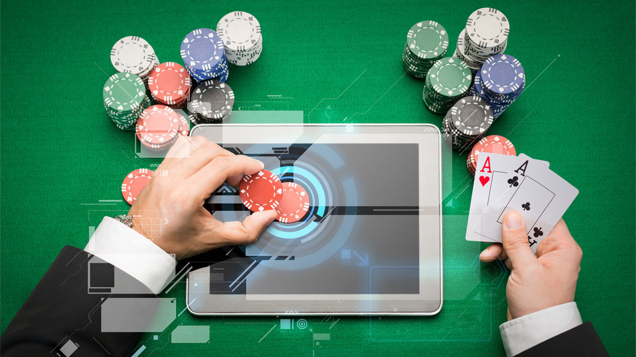 Be Showed Something New From Online Gambling