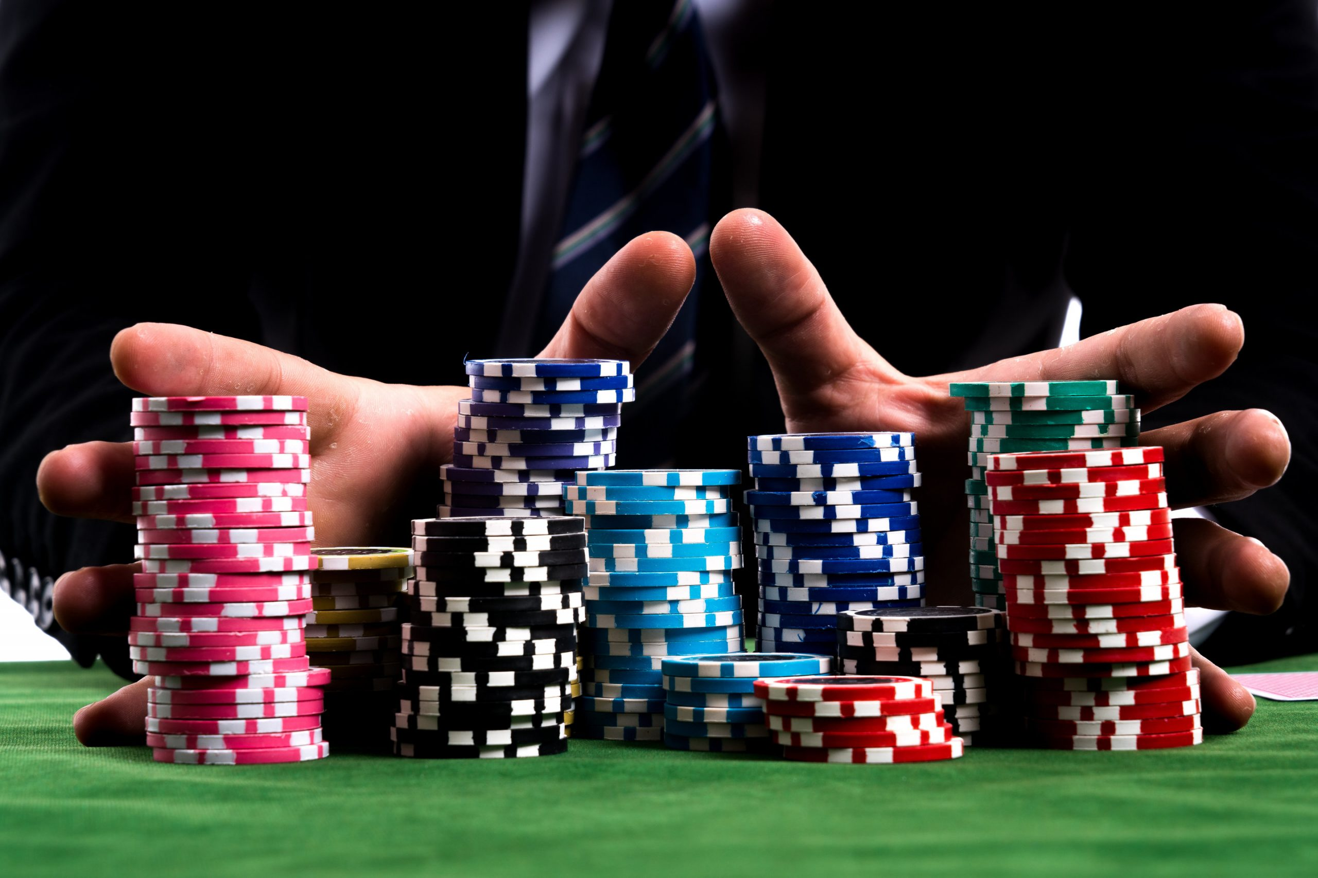 Probably The Most Overlooked Fact About Online Gambling Revealed