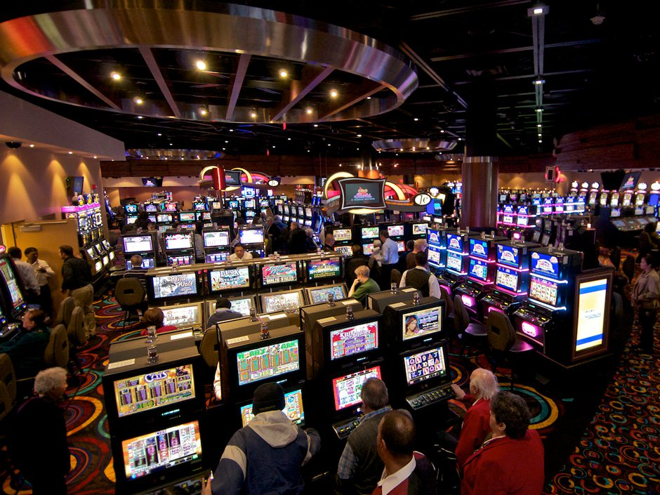 Casino Awards: Four Reasons Why They Don't Work?